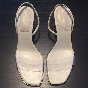 Vinyl Strap Sandals